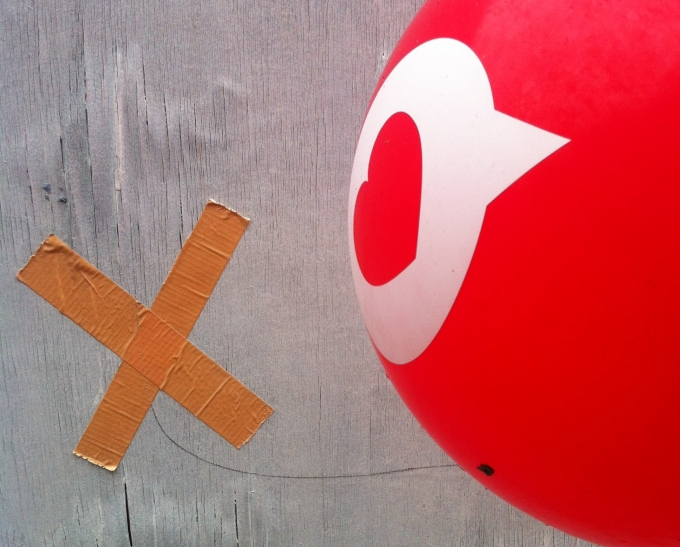 X and aBalloon