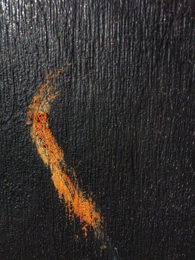 orange swipe